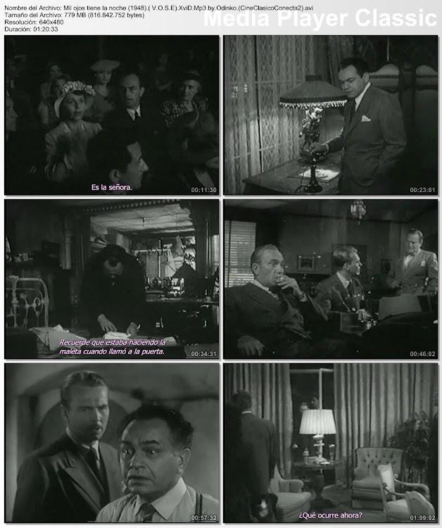 Mil ojos tiene la noche | 1948 | Night Has a Thousand Eyes