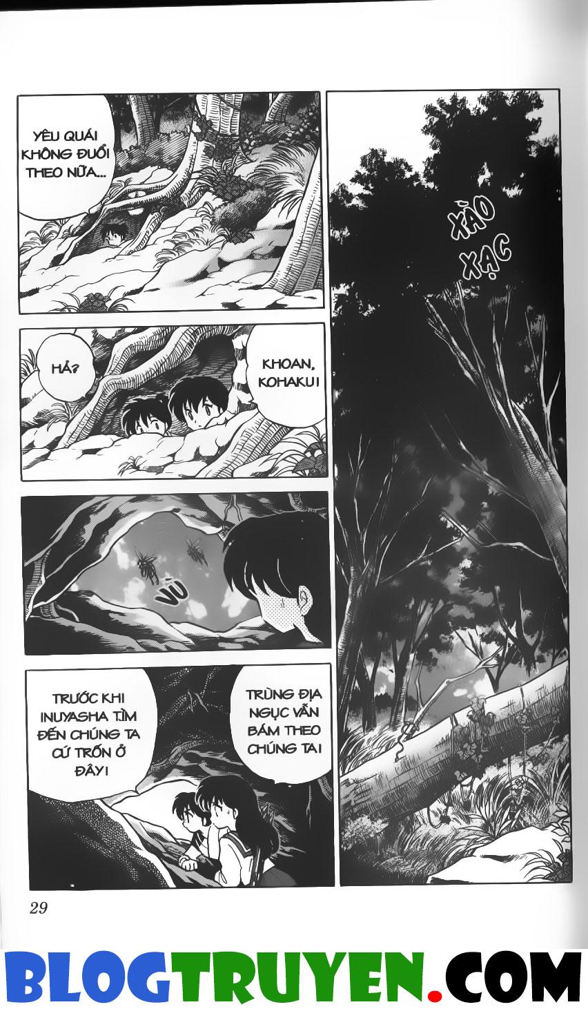 Inuyasha vol 19.2 trang 8