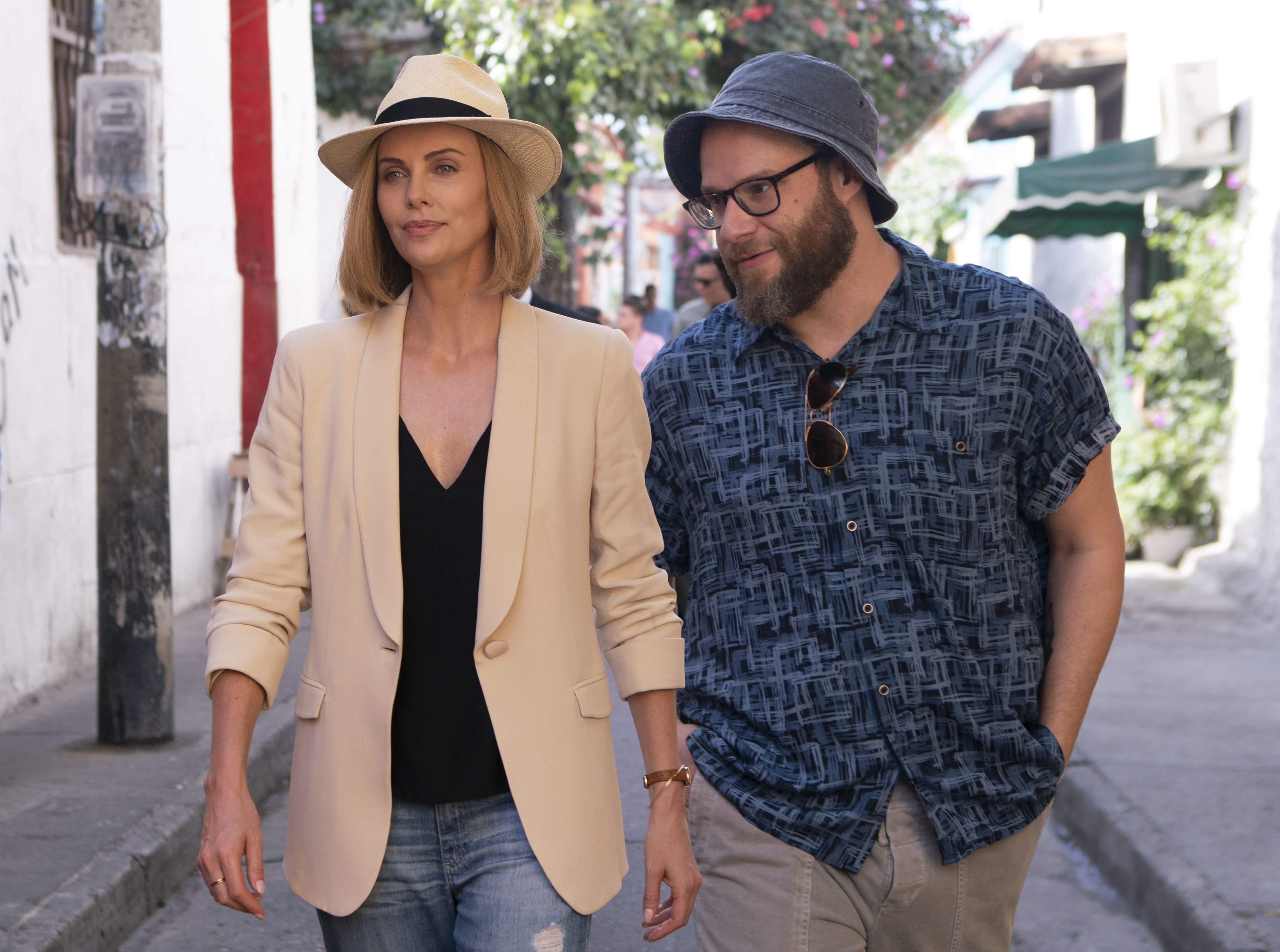 Box Office : 5月3日~5日の全米映画ボックスオフィスTOP5 - シャーリーズ・セロンが演じる大統領候補の政治家と、セス・ローゲンの世渡りベタのジャーナリストのミスマッチな恋を描いた大人の女性向けロマコメ「ロング・ショット」が、「アベンジャーズ」を相手に健闘するも、高評に見合わぬ期待ハズレの初登場第3位 ! !