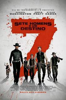 Sete Homens e um Destino – Legendado (2016)