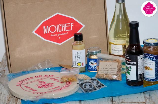 Maquereau Yamato, Kumquats et épices d'Orient de Simon Carlier - MoiChef Box - Test et Avis