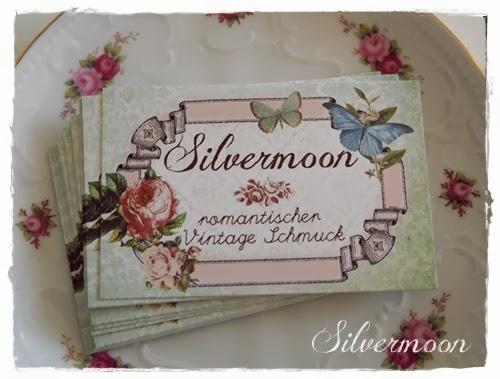 Silvermoon Neue Visitenkarten