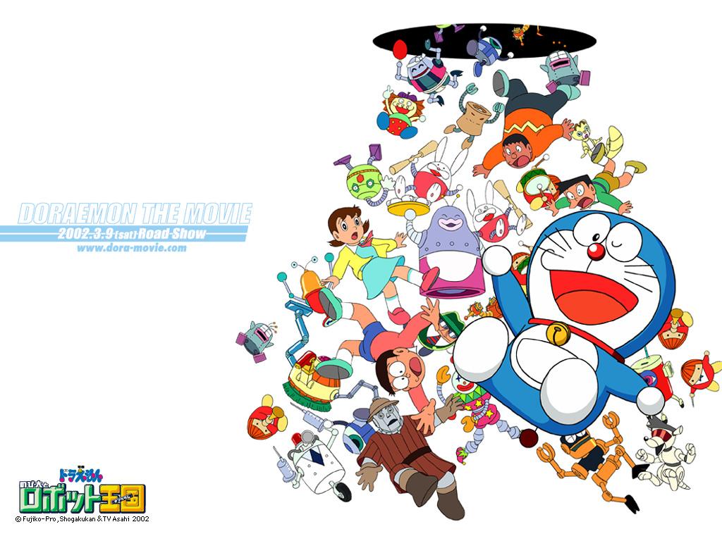 50 Wallpaper Gambar Kartun Doraemon Iniwallpaperkami