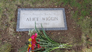 A Remembrance of Alice Wiggin - (1878 - 1966)