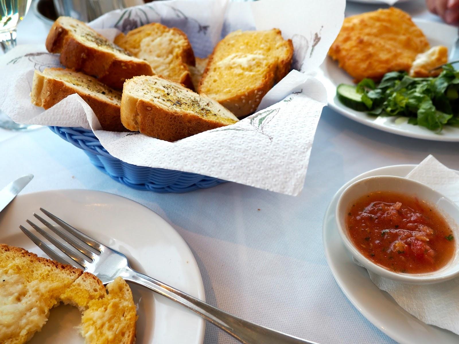 Agia Pelagia Crete Taverna Bar Vasilis It's Cultured Blog Post