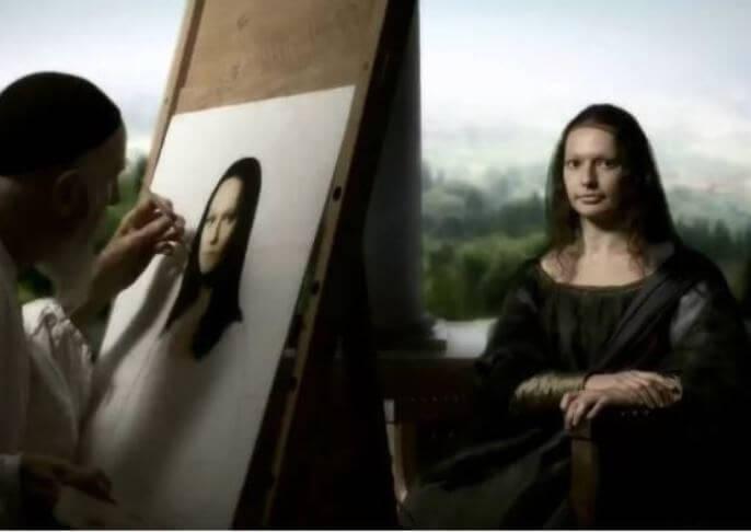 Identiti Mona Lisa