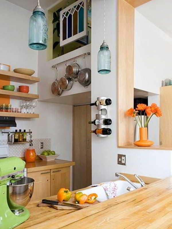 Desain Dapur Minimalis Sederhana dengan Biaya Murah