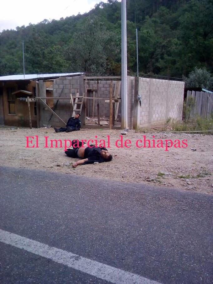 Reprueban socios y trabajadores emboscada por parte de indígenas del aguaje a policías en Chiapas