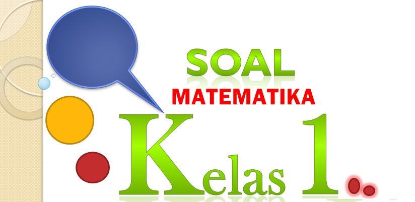 Contoh Soal Matematika SD Kelas 4 Untuk UTS Genap Semester 2  MUDA MUDI CONDROWANGSAN