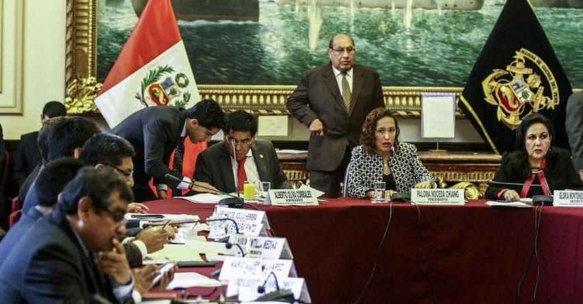 Congreso de la República evaluará proceso de licenciamiento de universidades