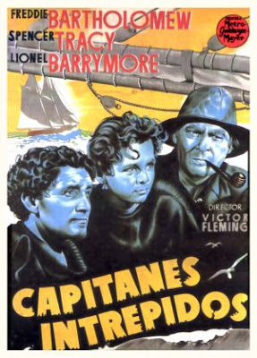 Capitanes intrépidos (1937)
