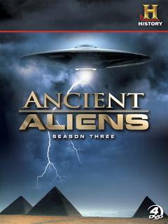 Alienigenas Ancestrales (3º Temp) – DVDRIP LATINO