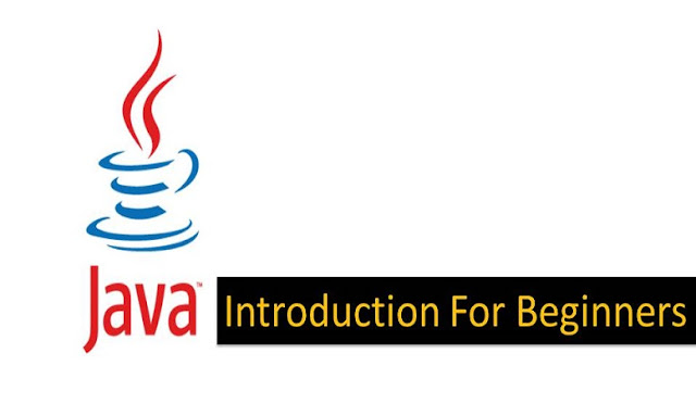 Java Introduction For Beginners