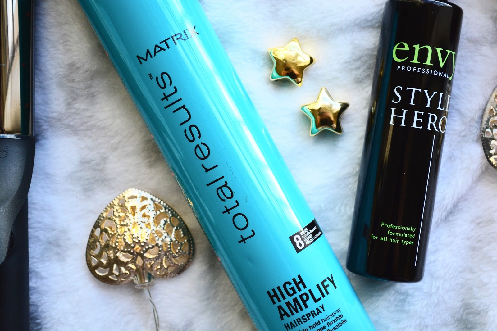 Charles Worthington Texturising Spray, GHD, ghd curve, Hair, Hairstyle, Matrix Hair, My Top 5 Hair Products For The Party Season,