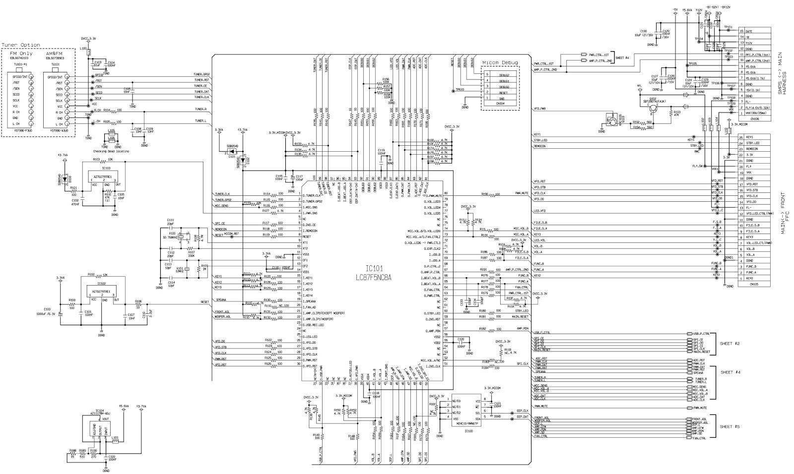 Lg Cm Lg Cm F Schematic