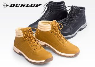 Buty męskie Dunlop z Biedronki