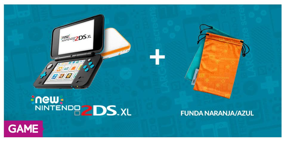 GAME nos ofrece grandes alicientes para reservar Hey Pikmin! y New Nintendo 2DS XL