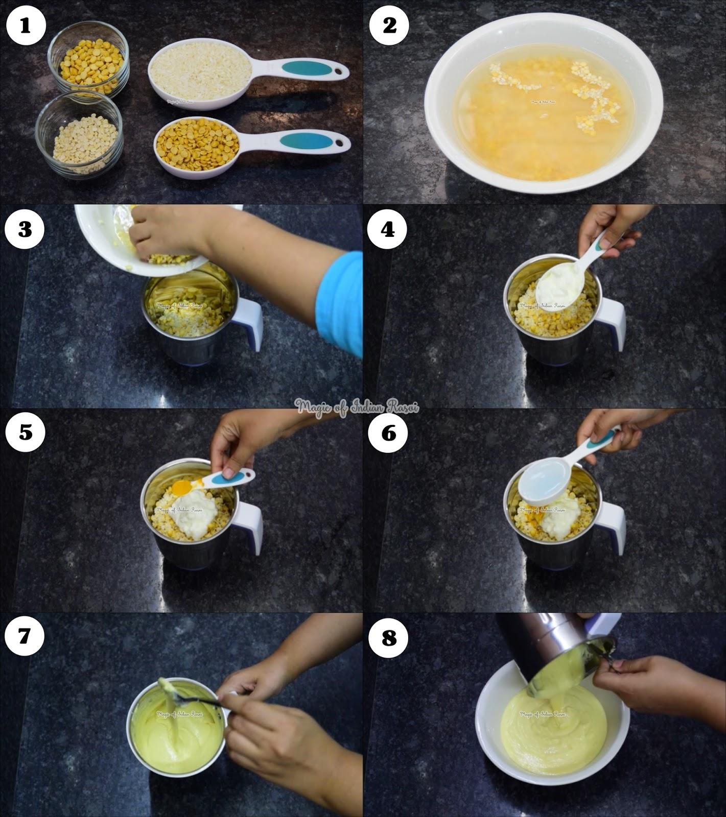 Gujarati Handvo in Pan/Without Oven Recipe - गुजराती हांडवो पैन मैं / बिना ओवन रेसिपी - Priya R - Magic of Indian Rasoi