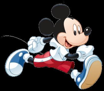 Run Disney Mickey Shoes