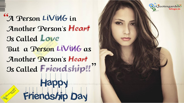 Best Friendshipday Quotes with hd wallpapers 788