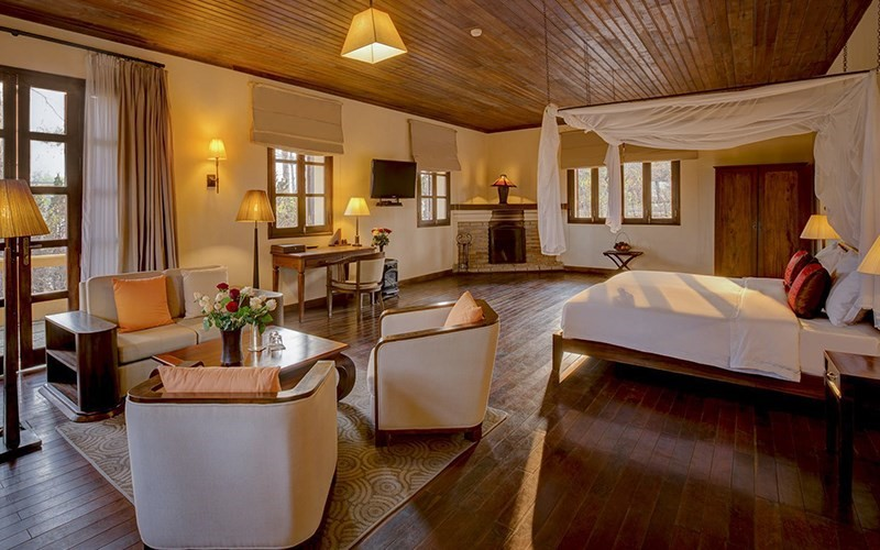 30 Resort Đà Lạt đẹp, giá rẻ, gần trung tâm, chợ, hồ tuyền lâm 3-4-5 sao