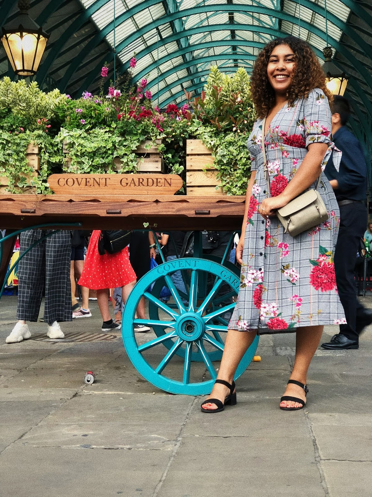 London Staycation: summer nights in Covent Garden*