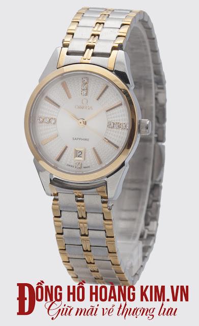 Đồng hồ đeo tay nữ Omega giá rẻ dưới 2 triệu