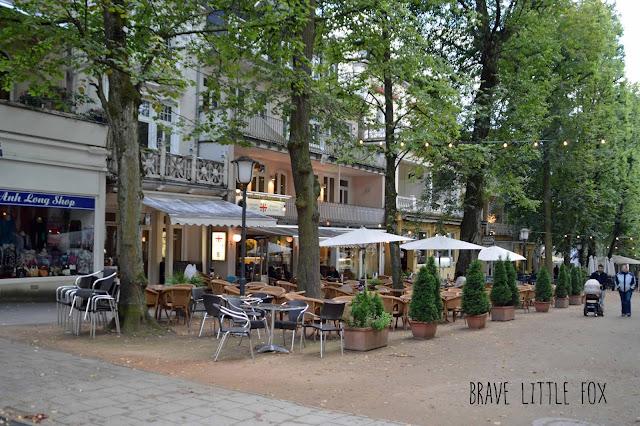 Hauptallee Hemmerich Bad Pyrmont