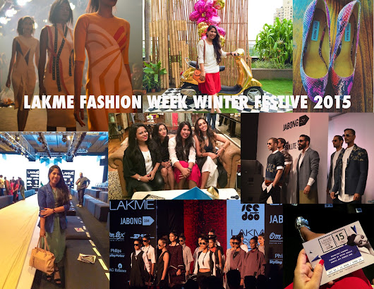 Lakme Fashion Week Winter Festive 2015