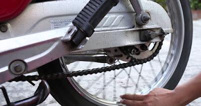 giúp xe máy bền hơn