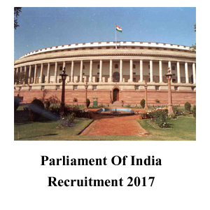 Lok Sabha | Translator | Recruitment | 2017