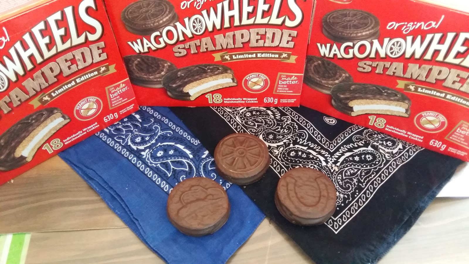 Mommyknowz Limited Edition Wagon Wheels Ready For
