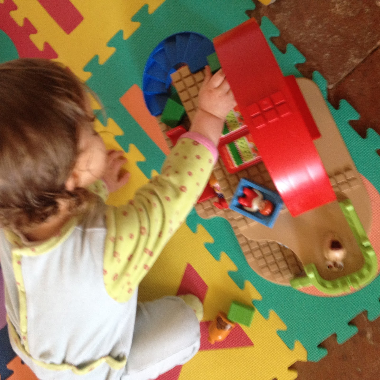 Playmobil 1 2 3 6784 Maison de campagne Playmobil Achatprix