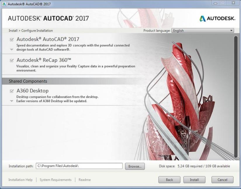 ¿Cómo instalar AutoCAD en 15 pasos?