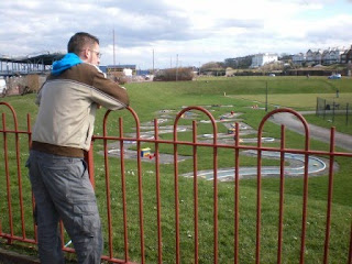 Kings Parade Gardens Crazy Golf course in New Brighton