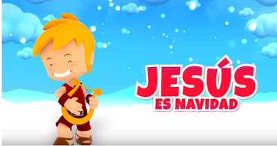 Canción Jesús Es Navidad