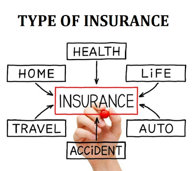 HOW MANY TYPE OF INSURANCE | VARIOUS TYPES OF INSURANCE