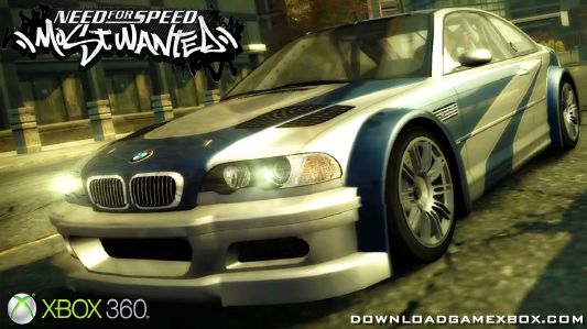 Need for Speed Most Wanted 2005 [Jtag/RGH] - Download Game