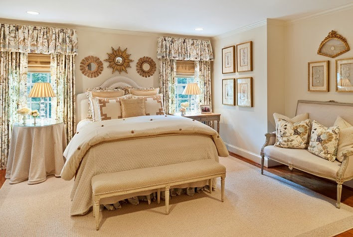 Bedroom design ideas decorating above your bed driven - Above the headboard decorating ...