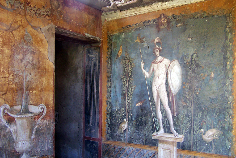 Geschmackssachen Pompeji Bevor S Zu Sp 228 T Ist