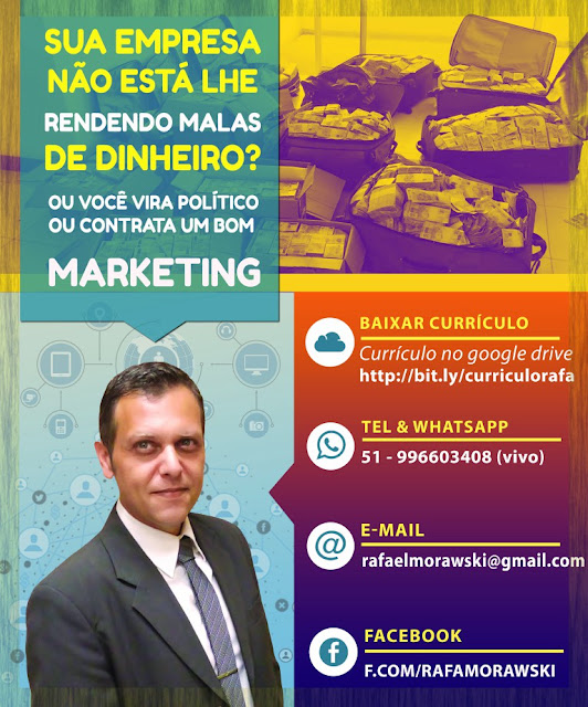 RAFAEL MORAWSKI MARKETING DIGITAL PORTO ALEGRE POA