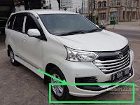 Harga Dan Fisik : Bodikit/Spoiler Bumper Depan Daihatsu Great Xenia Deluxe