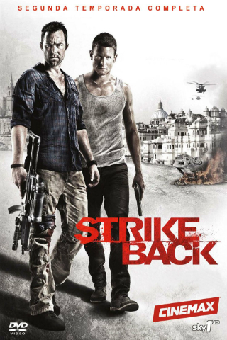 Strike Back [Season 2] [2012] [DVDR] [NTSC] [Latino]