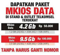 Cara Tembak Paket Data Kartu As Internet Murah