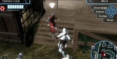 Download Game Assasins Creed Bloodlines PSP Android