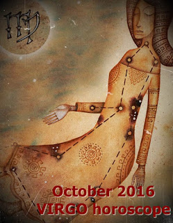 October 2016 VIRGO horoscope forecast