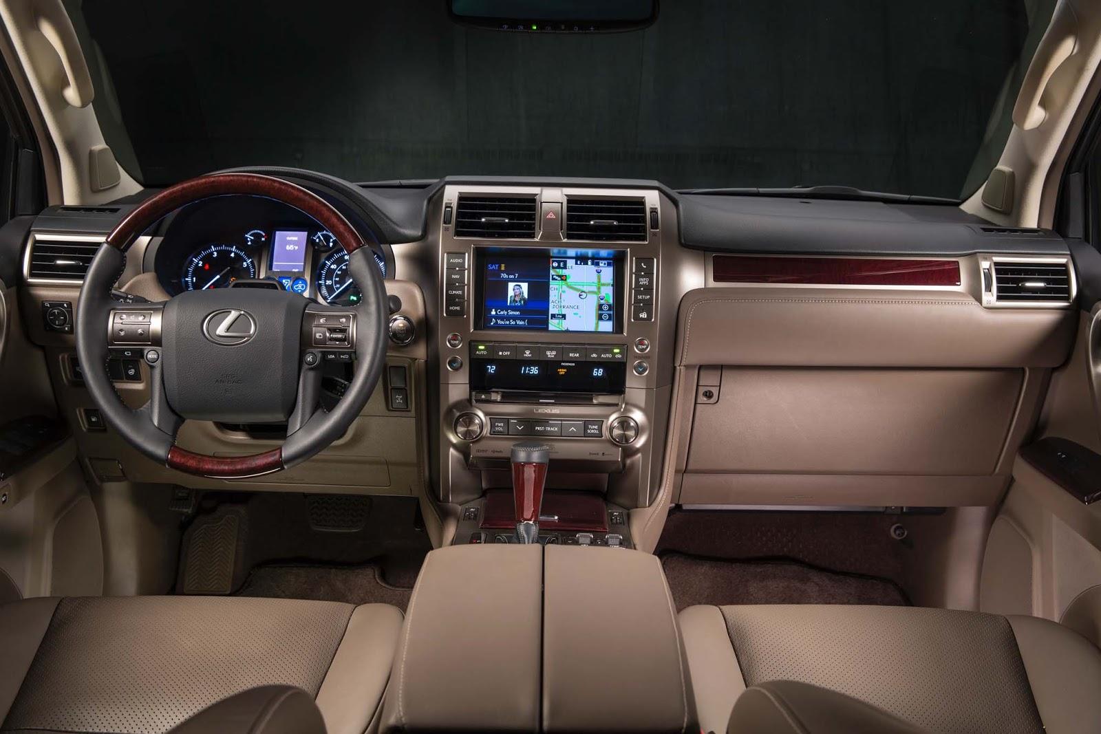 Lexus GX 460 Luxury