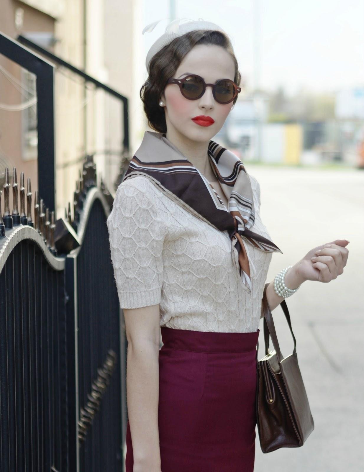 Idda Van Munster: 1930's Style Inspiration
