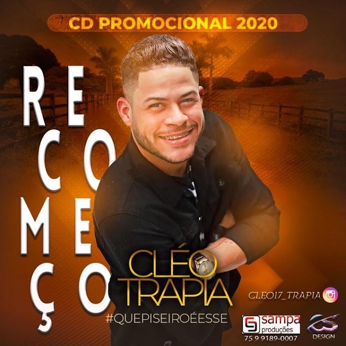CLÉO TRAPIÁ - NOVO CD PROMOCIONAL 2020