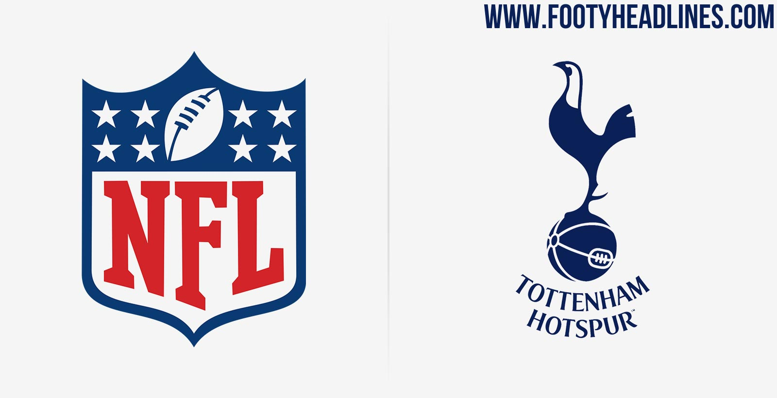 Nike to Release Full Tottenham Hotspur NFL Collection ...